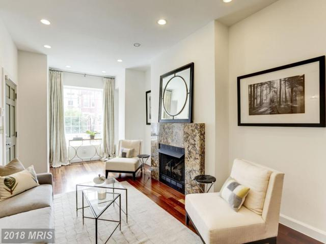 36 Q Street NE #1, Washington, DC 20002 (#DC10314211) :: Pearson Smith Realty