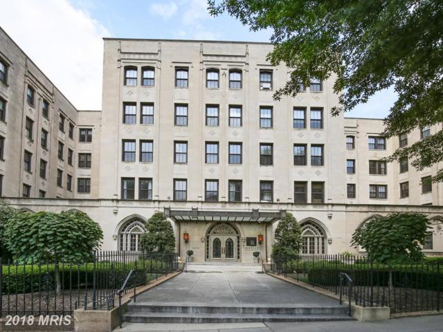 1613 Harvard Street NW #403, Washington, DC 20009 (#DC10316488) :: Pearson Smith Realty