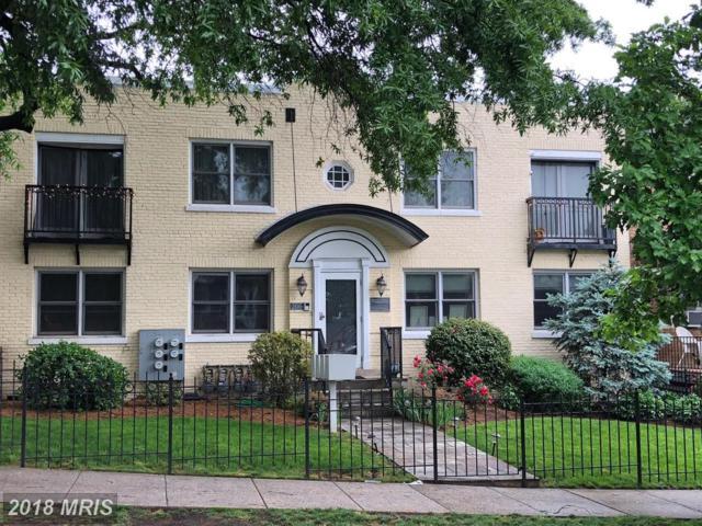 206 Bryant Street NE #1, Washington, DC 20002 (#DC10317465) :: SURE Sales Group