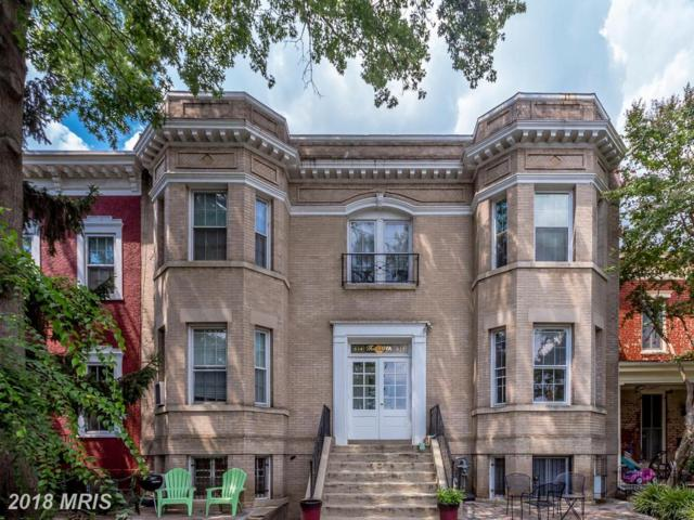 634 North Carolina Avenue SE A, Washington, DC 20003 (#DC10317707) :: RE/MAX Executives