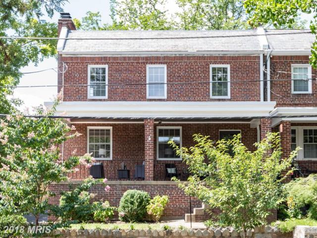 2214 Observatory Place NW, Washington, DC 20007 (#DC10319094) :: Pearson Smith Realty