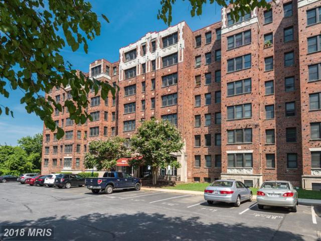 3900-3902 14TH Street NW #703, Washington, DC 20011 (#DC10319366) :: SURE Sales Group