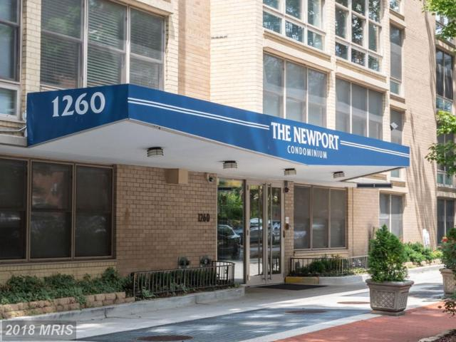 1260 21ST Street NW #510, Washington, DC 20036 (#DC10320936) :: SURE Sales Group