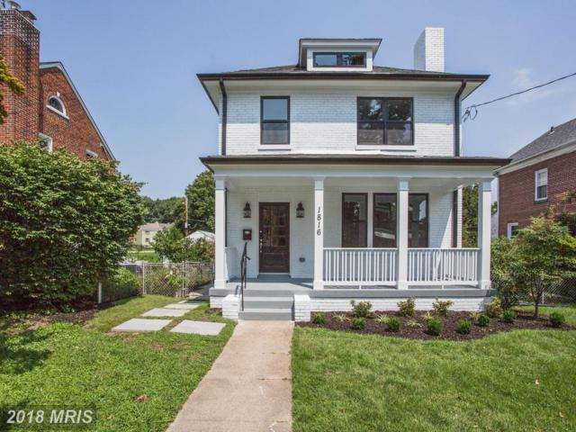1816 Varnum Street NE, Washington, DC 20018 (#DC10321998) :: Advance Realty Bel Air, Inc