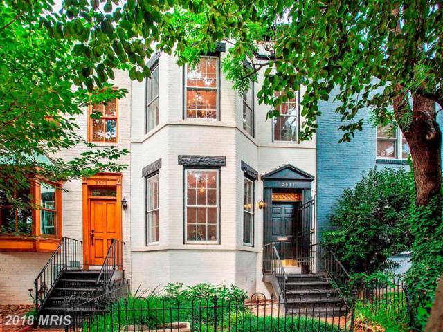 2511 I Street NW, Washington, DC 20037 (#DC10322565) :: Crossman & Co. Real Estate