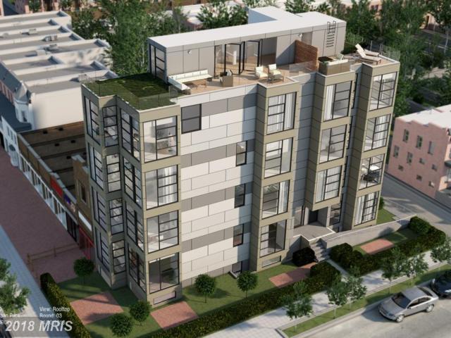 1355 Randolph Street NW #3, Washington, DC 20011 (#DC10322589) :: Crossman & Co. Real Estate