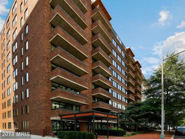 1140 23RD Street NW #307, Washington, DC 20037 (#DC10322834) :: SURE Sales Group