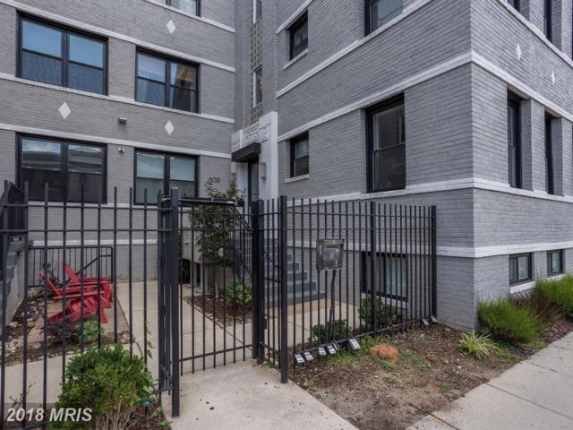 809 Otis Place NW #202, Washington, DC 20010 (#DC10323224) :: Crossman & Co. Real Estate