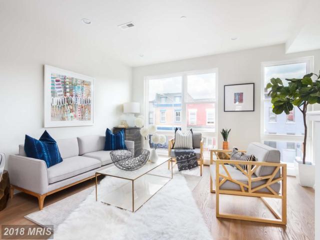 617 Harvard Street NW #2, Washington, DC 20001 (#DC10323295) :: Crossman & Co. Real Estate