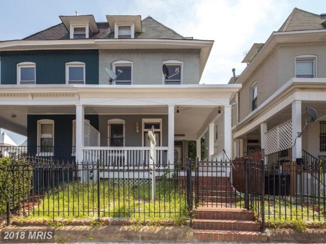 3561 11TH Street NW, Washington, DC 20010 (#DC10323309) :: Crossman & Co. Real Estate