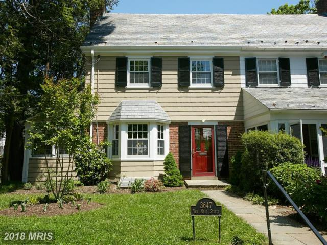 3647 Van Ness Street NW, Washington, DC 20008 (#DC10323484) :: SURE Sales Group