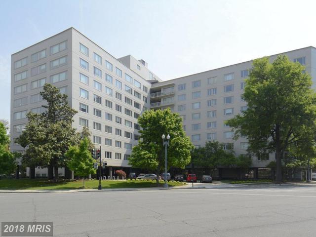 2475 Virginia Avenue NW #418, Washington, DC 20037 (#DC10323653) :: Crossman & Co. Real Estate