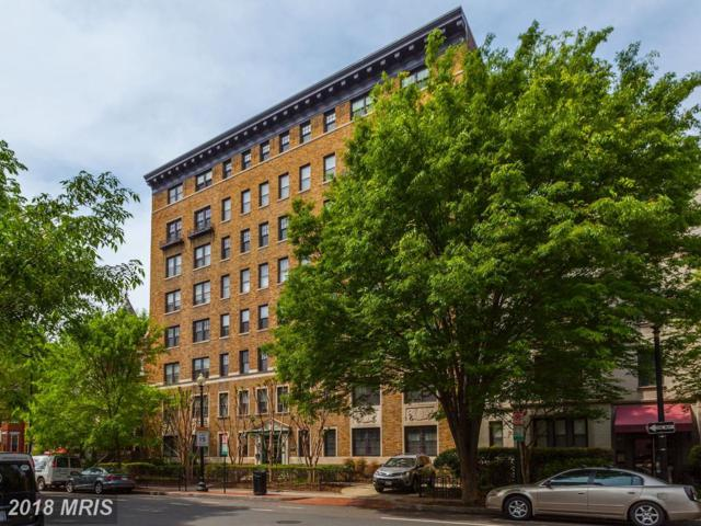 1724 17TH Street NW #24, Washington, DC 20009 (#DC10323695) :: RE/MAX Executives