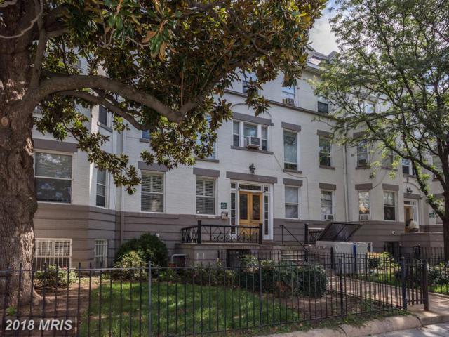 1523 Park Road NW #102, Washington, DC 20010 (#DC10323790) :: Crossman & Co. Real Estate