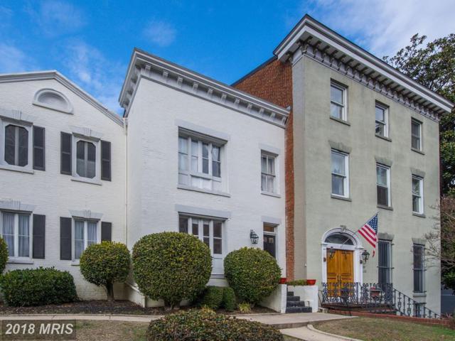 3237 N Street NW #14, Washington, DC 20007 (#DC10323972) :: Crossman & Co. Real Estate