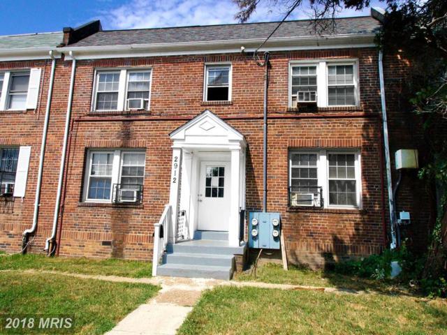 2912 8TH Street NE, Washington, DC 20017 (#DC10324277) :: SURE Sales Group