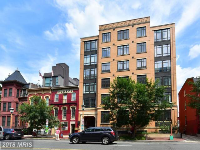 809 6TH Street NW #43, Washington, DC 20001 (#DC10324365) :: SURE Sales Group