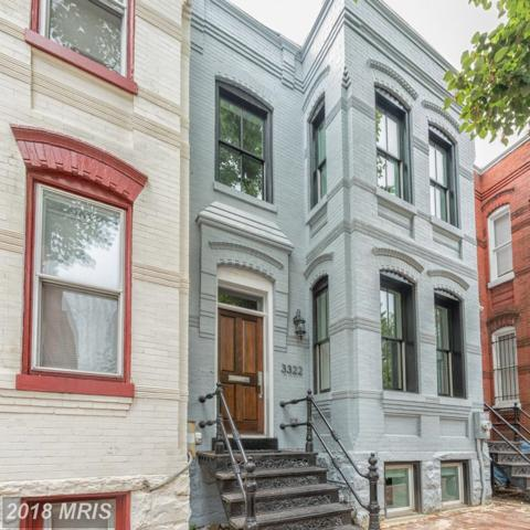 3322 Prospect Street NW, Washington, DC 20007 (#DC10326128) :: Arlington Realty, Inc.