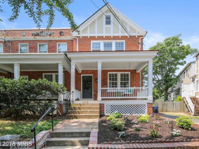 2426 Observatory Place NW, Washington, DC 20007 (#DC10329332) :: ExecuHome Realty