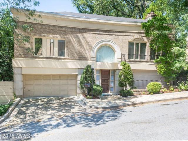 4522 Foxhall Crescent NW, Washington, DC 20007 (#DC10335180) :: Labrador Real Estate Team