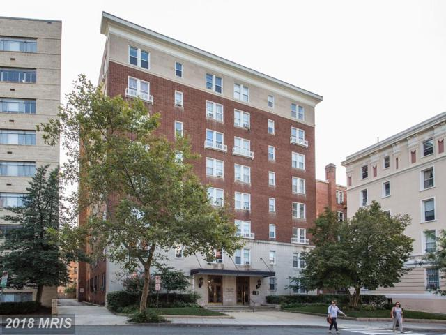 1954 Columbia Road NW #106, Washington, DC 20009 (#DC10340001) :: The Foster Group