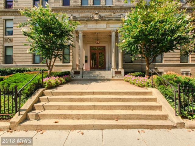 1830 17TH Street NW #707, Washington, DC 20009 (#DC10340172) :: The Foster Group