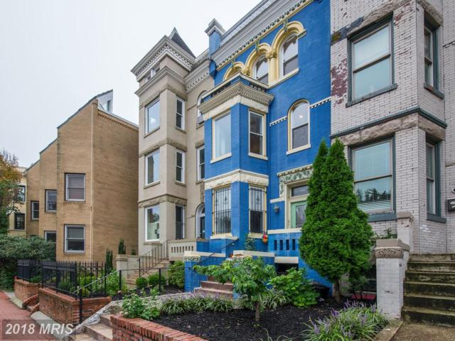 1754 U Street NW #3, Washington, DC 20009 (#DC10344818) :: The Foster Group