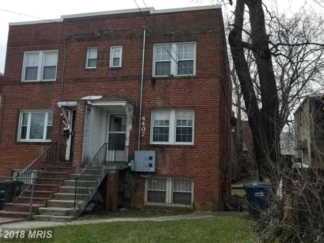 4407 Foote Street NE, Washington, DC 20019 (#DC10345106) :: Keller Williams Pat Hiban Real Estate Group