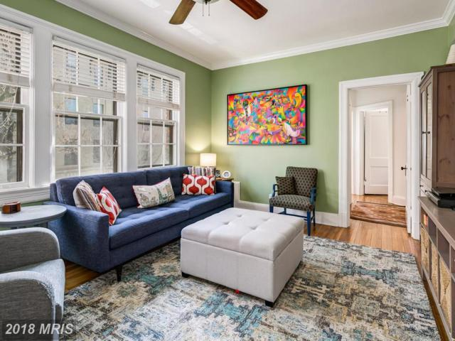2707 Adams Mill Road NW #305, Washington, DC 20009 (#DC10345455) :: The Foster Group