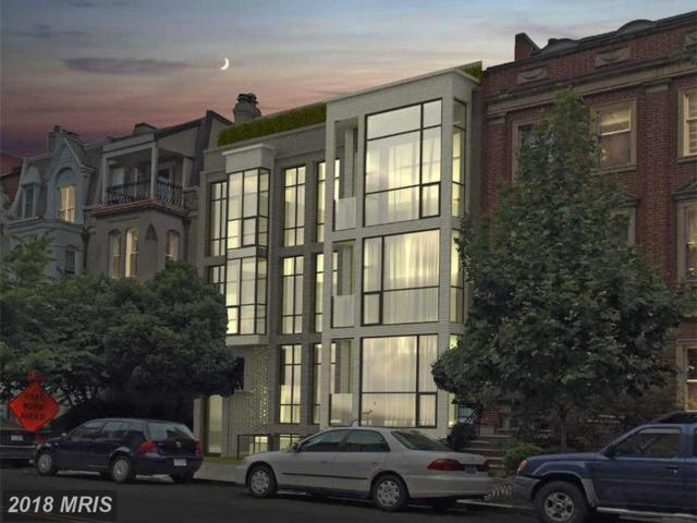 1761 P Street NW Unit 2, Washington, DC 20036 (#DC10346400) :: The Foster Group