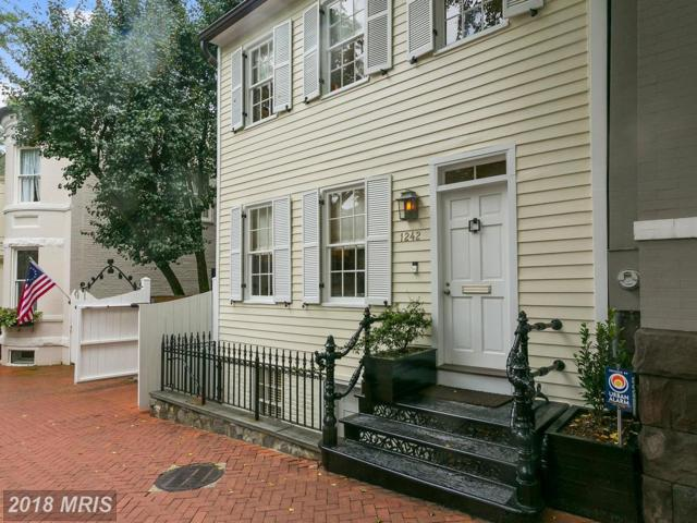 1242 Potomac Street NW, Washington, DC 20007 (#DC10347697) :: Keller Williams Pat Hiban Real Estate Group