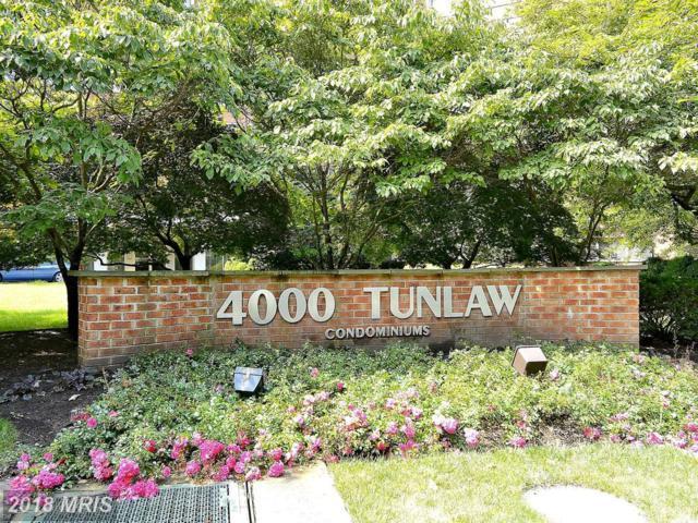 4000 Tunlaw Road NW #930, Washington, DC 20007 (#DC10348312) :: ExecuHome Realty