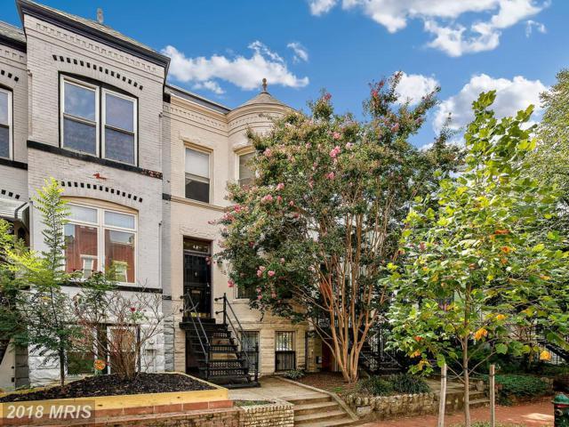 48 R Street NW, Washington, DC 20001 (#DC10348373) :: Keller Williams Pat Hiban Real Estate Group