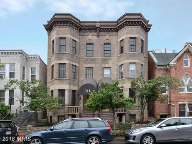 309 4TH Street SE #6, Washington, DC 20003 (#DC10348849) :: The Foster Group