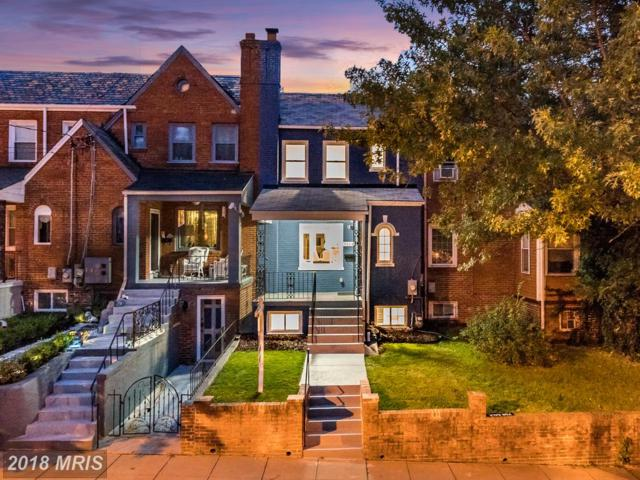 5028 3RD ST NW, Washington, DC 20011 (#DC10349024) :: ExecuHome Realty