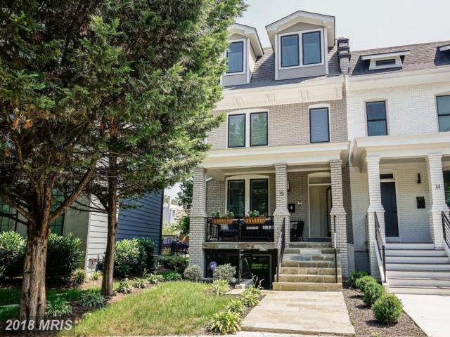 15 Grant Circle NW #3, Washington, DC 20011 (#DC10349371) :: ExecuHome Realty
