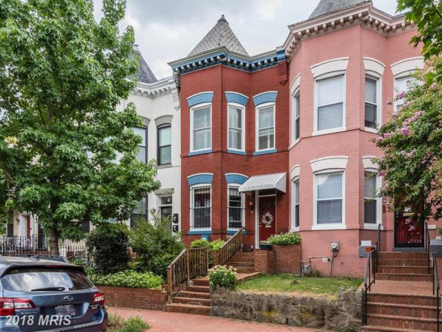 42 Randolph Place NW, Washington, DC 20001 (#DC10349561) :: TVRG Homes