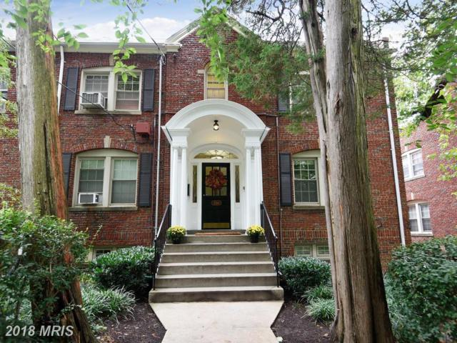 2514 41ST Street NW #3, Washington, DC 20007 (#DC10349756) :: ExecuHome Realty