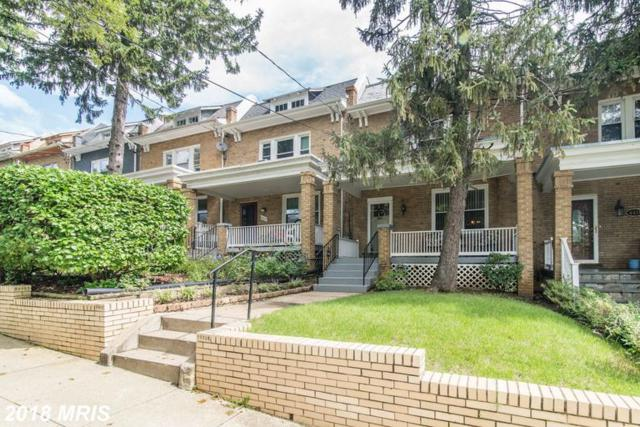 4413 3RD Street NW, Washington, DC 20011 (#DC10349794) :: The Maryland Group of Long & Foster