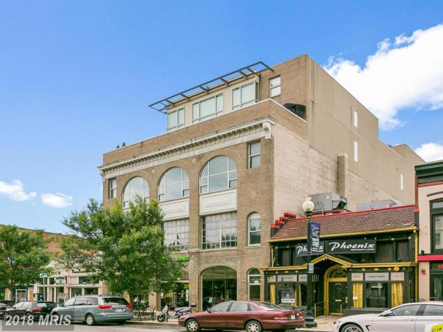 2424 18TH Street NW R2, Washington, DC 20009 (#DC10349937) :: The Foster Group