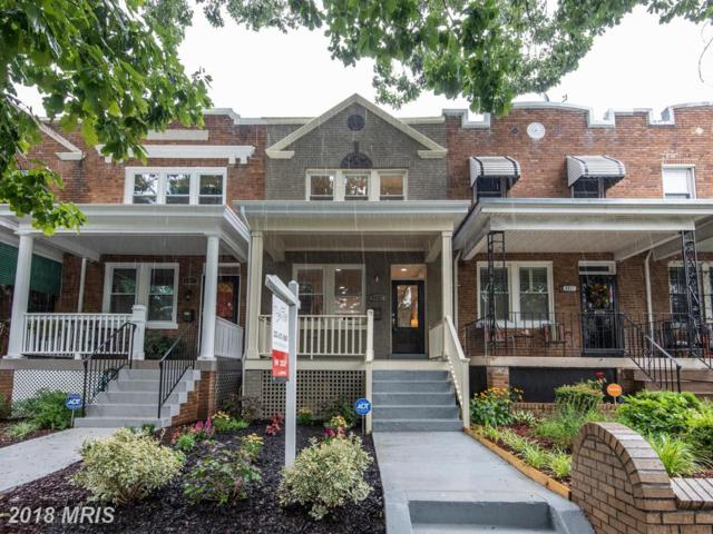5219 5TH Street NW, Washington, DC 20011 (#DC10350191) :: ExecuHome Realty