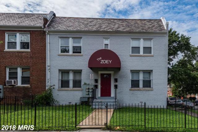 1668 Trinidad Avenue NE #1, Washington, DC 20002 (#DC10350352) :: The Maryland Group of Long & Foster
