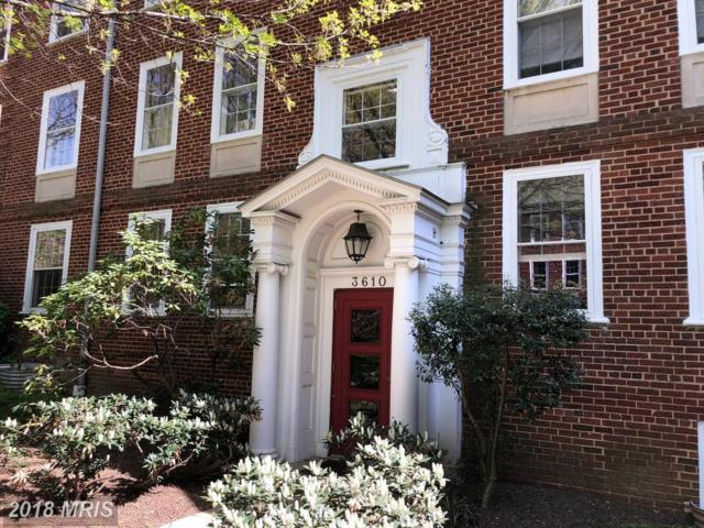 3610 39TH Street NW B542, Washington, DC 20016 (#DC10351311) :: The Foster Group