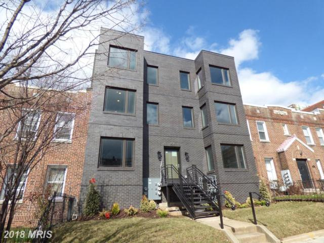 909 Quincy Street NW #2, Washington, DC 20011 (#DC10352297) :: The Foster Group