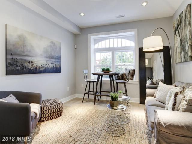 3529 14TH Street NW #1, Washington, DC 20010 (#DC10352984) :: The Foster Group