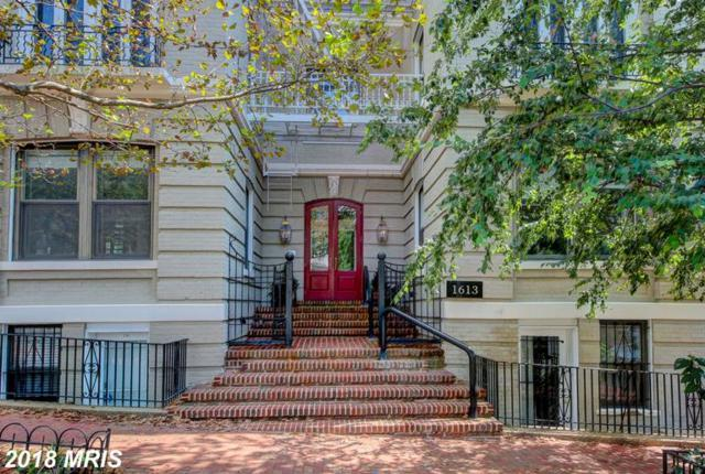 1613 30TH Street NW 2N, Washington, DC 20007 (#DC10353902) :: RE/MAX Gateway