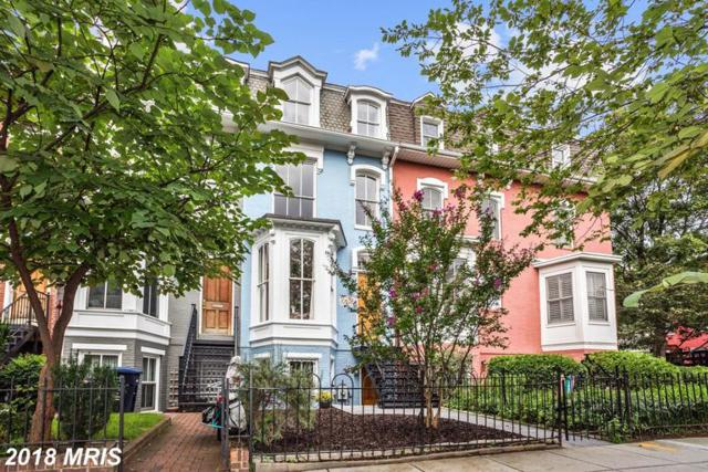 2036 17TH Street NW, Washington, DC 20009 (#DC10355269) :: Frontier Realty Group