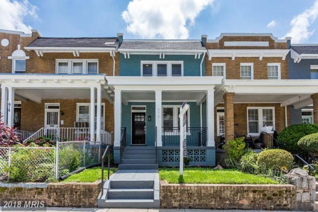 616 Delafield Place NW, Washington, DC 20011 (#DC10355450) :: The Maryland Group of Long & Foster
