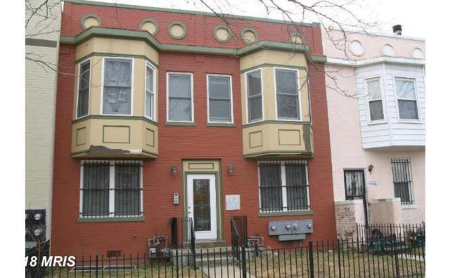 130 Q Street NW #4, Washington, DC 20001 (#DC10355551) :: Frontier Realty Group