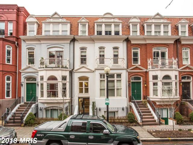 1834 Jefferson Place NW #19, Washington, DC 20036 (#DC10355559) :: Frontier Realty Group